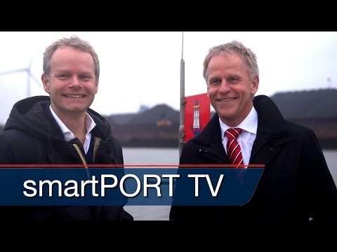 The Port of Hamburg: Prospects in 2015 - part 1 [ENG]