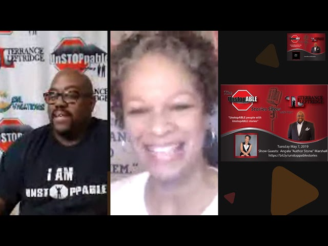 The Unstoppable Stories Show-Angela Marshall