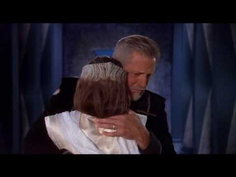 John and Delenn's godbye - Babylon 5