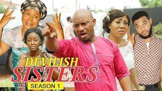 DEVILISH SISTER 1  - LATEST NIGERIAN NOLLYWOOD MOVIES  TRENDING NOLLYWOOD MOVIES