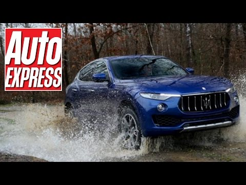 Maserati Levante review: is a Maserati SUV a good idea? We find out…