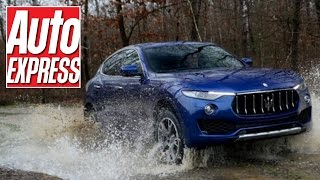 Maserati Levante review: is a Maserati SUV a good idea? We find out...