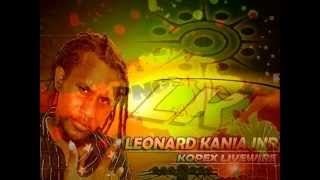 Jnr Leonard Kania- Lonely tumas (Papua New Guinea Music)