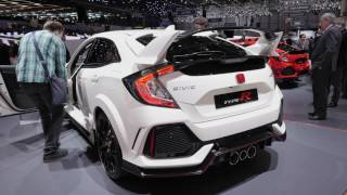 видео Новая Honda Civic Type R