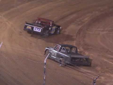 411 Motor Speedway July 18, 2009 Super Truck Feature