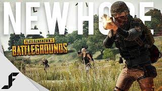 A NEW HOPE - Playerunknown's Battlegrounds PUBG