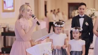 Индивидуальная церемония для Кости и Даночки от Ники Михайловской 27.04.2018