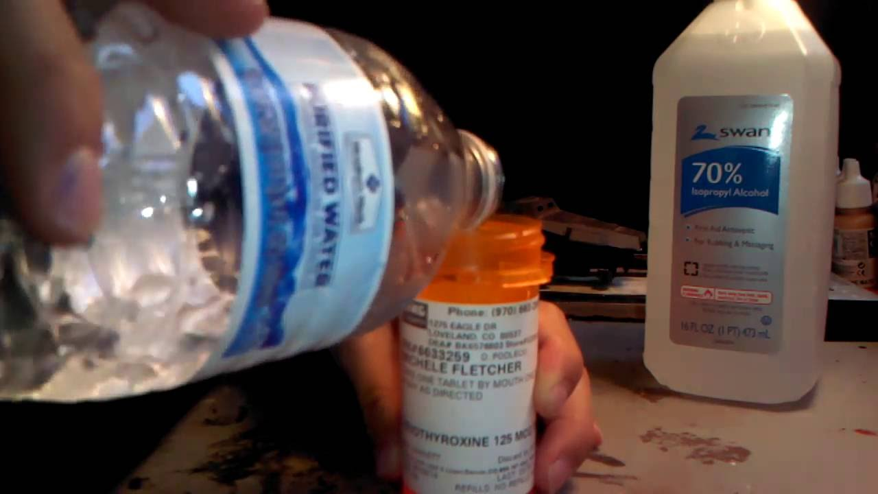 How To Make Paint Thinner