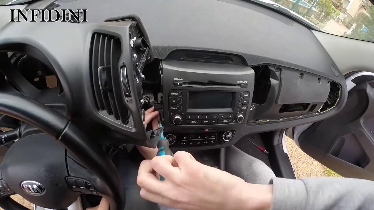 Asottu CZP9060 How to install kia sportage gps navigation radio video  player car stereo