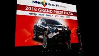 Apresiasi Pengiklan Loyal, MNC Group Hadiahkan Mobil
