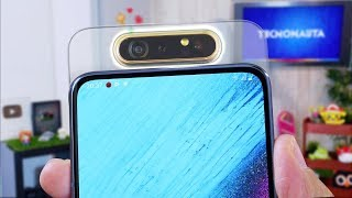 BETTER NOT TURNING AROUND!!!!!!! Samsung Galaxy A80