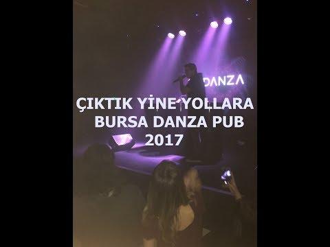 Norm Ender - Çıktık Yine Yollara - Danza Pub Bursa (HD)