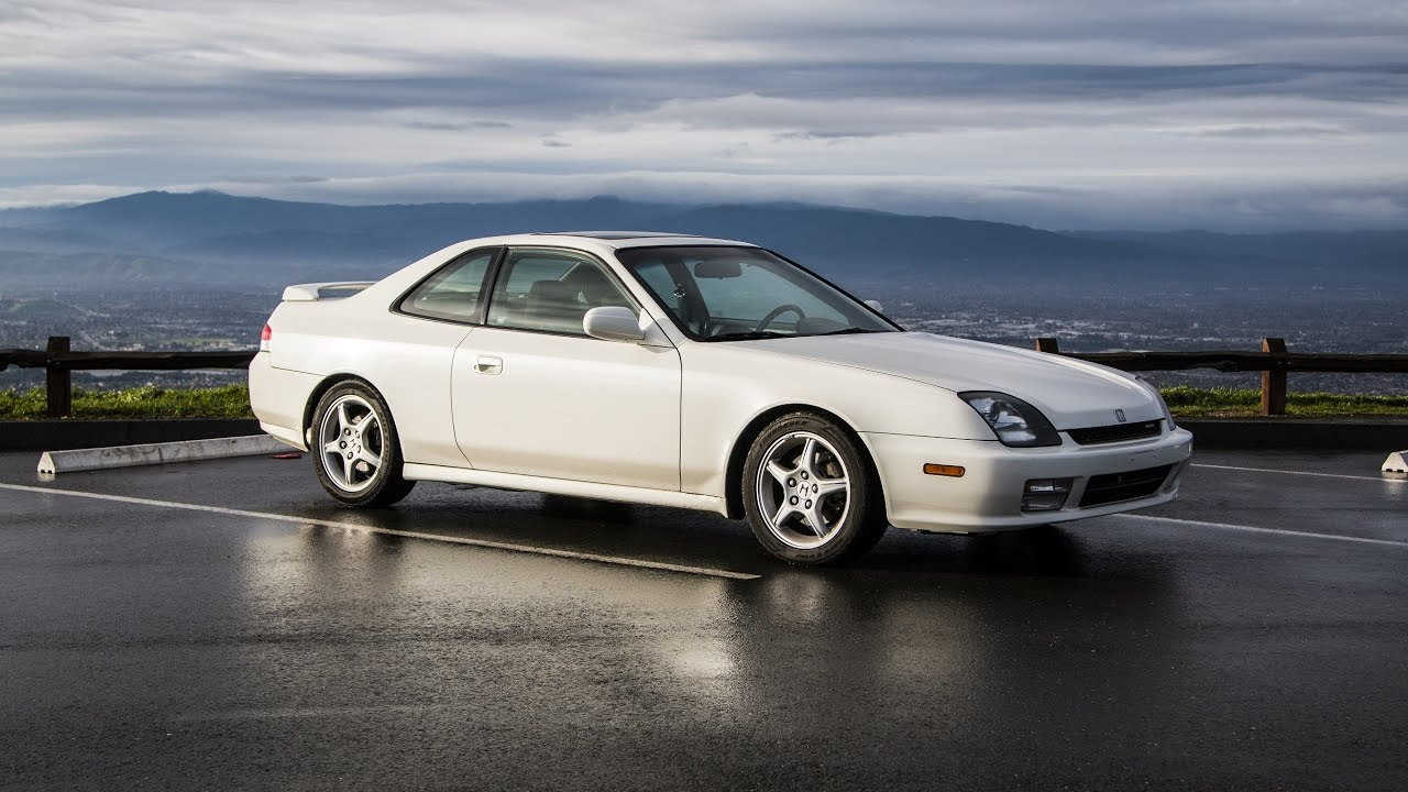 Honda Prelude 2017 >> 2001 Honda Prelude Type SH Review - Why Is This Cheap Honda So Damn Fun? - YouTube