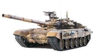 Обзор на радиоуправляемый танк  Heng Long T90 Russia 3938-1pro(Обзор на радиоуправляемый танк Heng Long T90 Russia 3938-1pro ..., 2016-10-31T11:32:19.000Z)