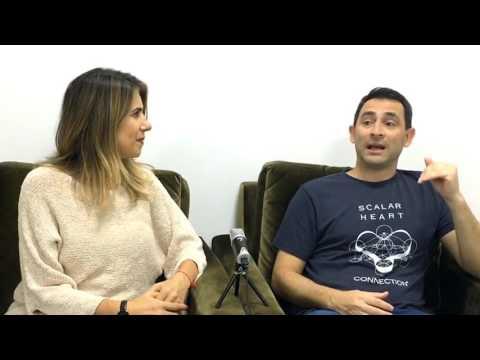 Simone Arrojo Interviews Lairton da Silva about Scalar Heart Connection