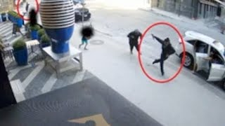CAUGHT ON CAMERA: Toronto Police footage of fatal shooting of Dimarjio Jenkins, aka Houdini