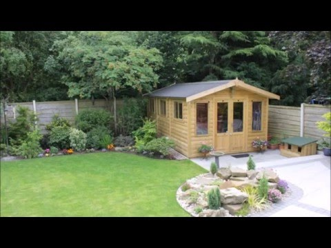 Garden Design and Construction - Landscaping Macclesfield