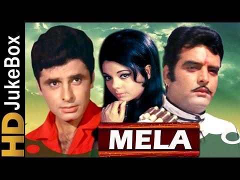 Mela 1971  Superhit  Sgs Jukebox  Sanjay Khan, Feroz Khan, Mumtaz