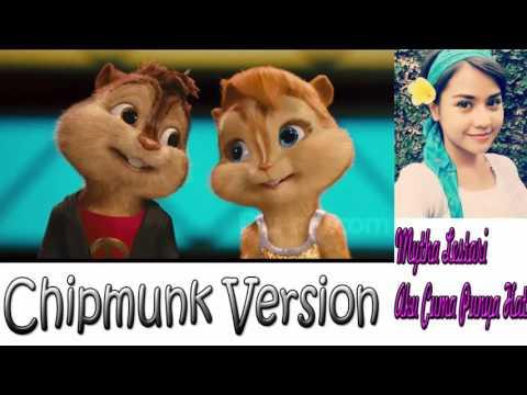 Mytha Lestari - Aku Cuma Punya Hati Versi Chipmunks (Lagu Gokil)