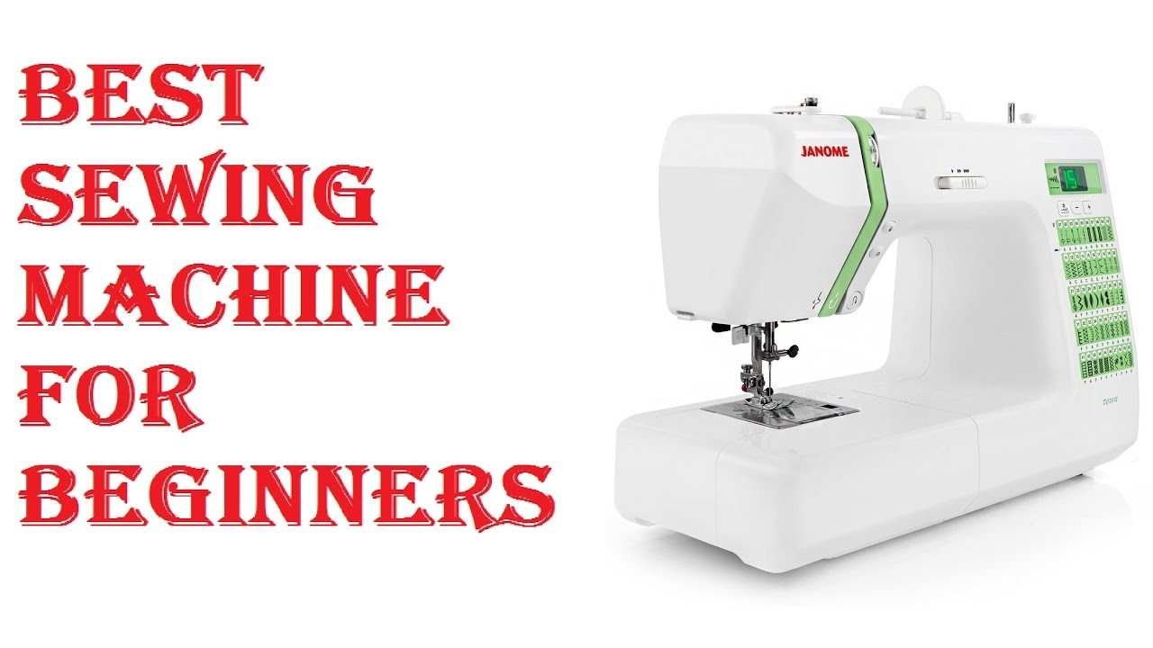 What Is The Best Basic Sewing Machine To Buy