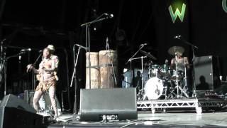 Jupiter & Okwess International - Live @ WOMAD Charlton Park 2012