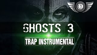 Dope Hard Aggressive 808 TRAP Beat Instrumental - Ghosts 3 (SOLD)