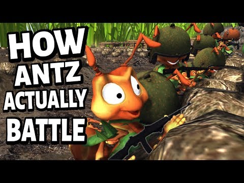 EPIC Ant Trench Defence ! This is How Ants Actually Fight - Ant Wars !