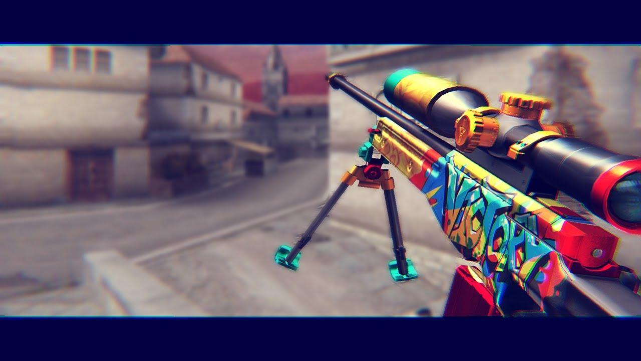 AWM Graffiti (gameplay) | CFDB