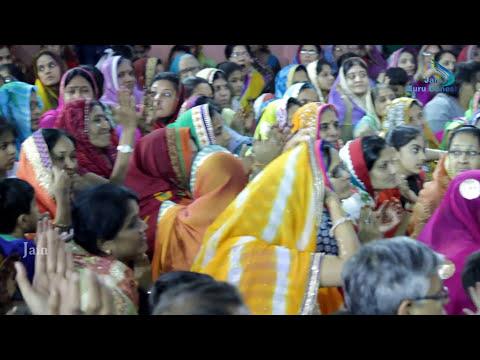 Vicky Parekh    Jai Jai Guru Dev Ho - जय जय गुरु देव हो    Live Superhit Jain Bhajan HD