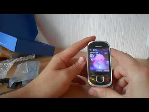Восстановленный телефон (Nokia 7230) aliexpress