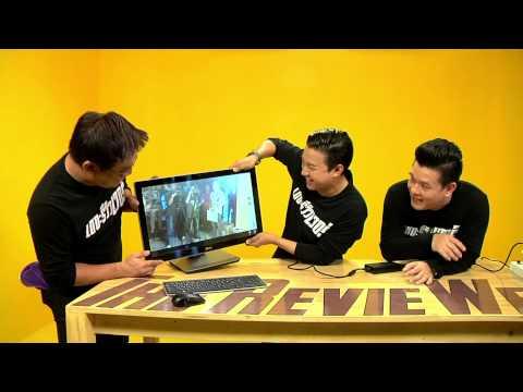 เดอะ รีวิวเวอร์ : โชว์เหนือ! รีวิวคอมพิวเตอร์ตั้งโต๊ะ 'Dell Inspiron 2350' 11 ต.ค.57 (1/3)