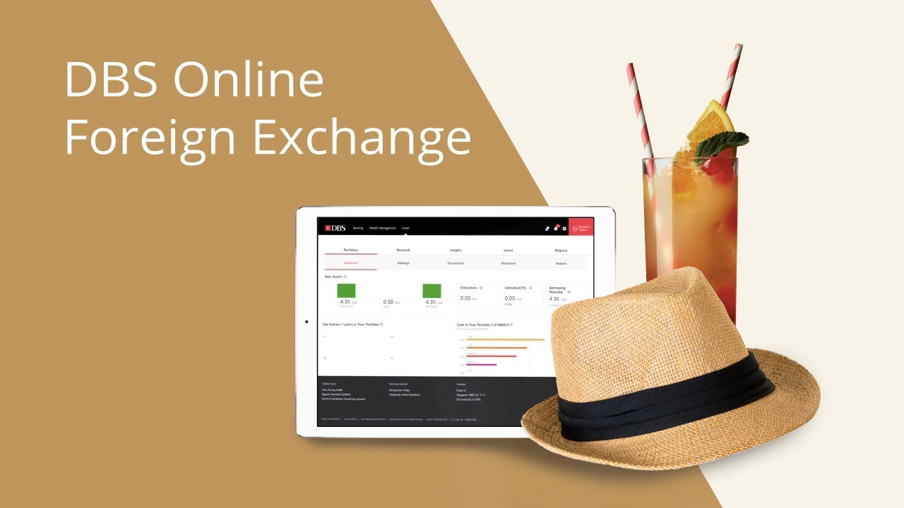 Discover Dbs Online Foreign Exchange