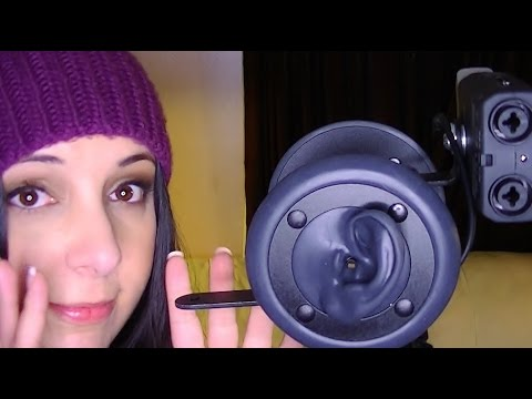 Binaural ASMR Tingle Blitz:  Brushing and Cleaning Your Ears