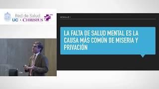 Salud Mental   Exposición Dr. Matías Irarrázabal