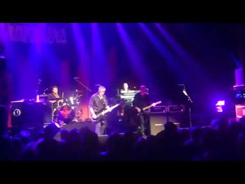The Stranglers - 5 Minutes - Paris - 25/11/2017