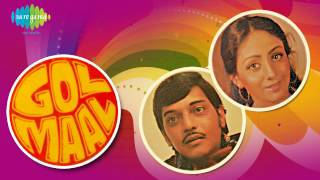 Aanewala Pal Janewala Hai - Kishore Kumar - Gol Maal [1979]