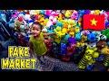 Vietnam Fake Night Market Spree Went Wrong! 🇻🇳