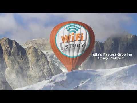 Study बोले तो WiFiStudy | India's Fastest Growing Study Platform