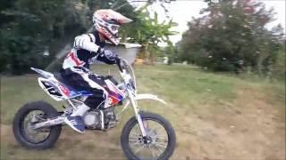 Entrainement en Moto Cross/Terrain de Cross/Bastos BS 140 [#2]