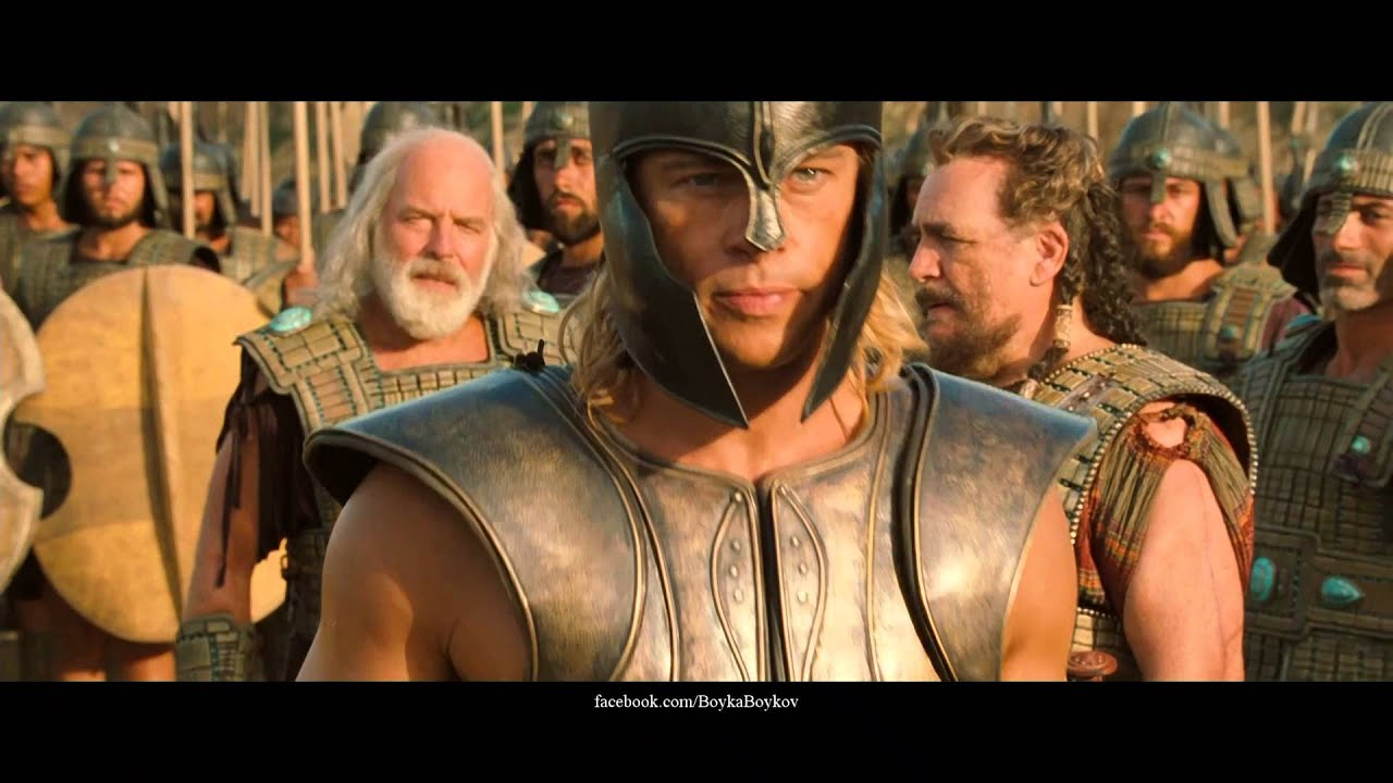 Troja Achilles Vs Boagrius Full Hd Blu Ray Youtube