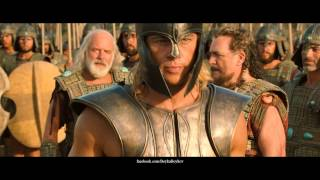Zapętlaj Troja - Achilles Vs. Boagrius {1080p} (Full HD) [Blu Ray] | Boyka Boykov