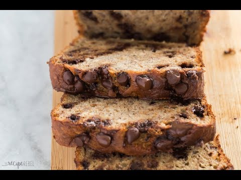 how-to-make-chocolate-chip-banana-bread-|-the-recipe-rebel
