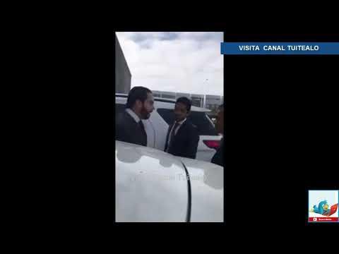 Juez Edgar Tello ordena romper cristal de anciano discapacitado que ocupó su lugar