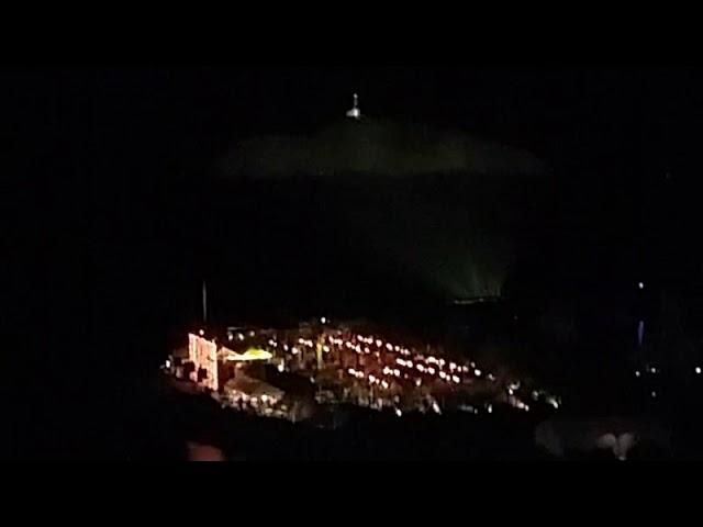 El Morro de Santa Marta relumbra