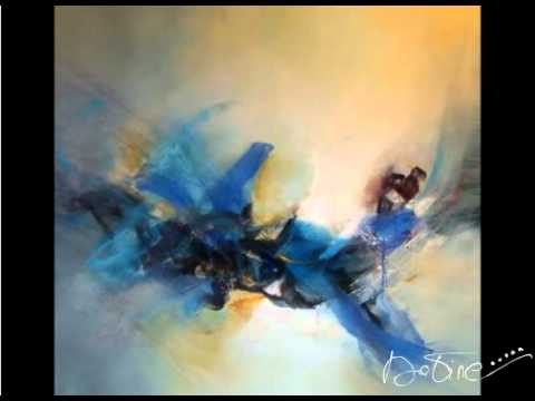 Detine l 39 artiste peintre abstrait qui monte monte youtube - Tuto peinture abstraite contemporaine ...