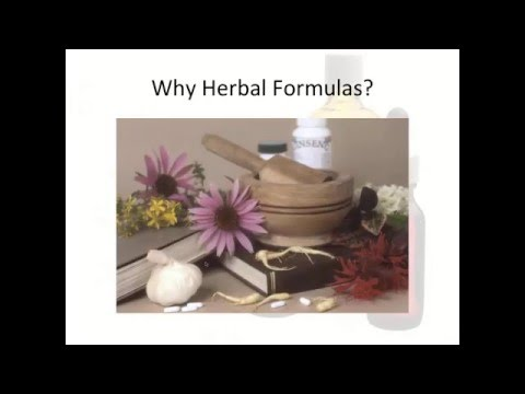 Understanding Herbal Formulas
