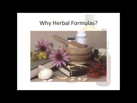 Understanding Herbal Formulas