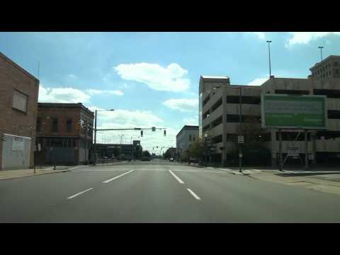 Canton, OH Street Tour