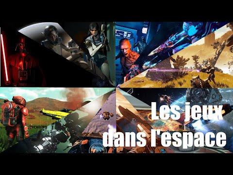 Les jeux dans l'espace en VR