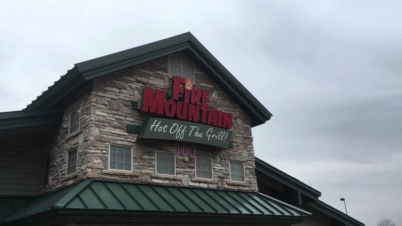 Abandoned Fire Mountain Buffet In Beaver Falls Pa Bird